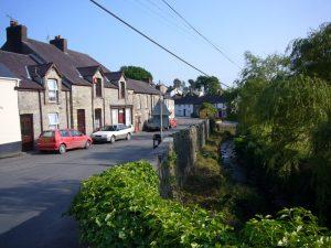 Llanfynydd centre