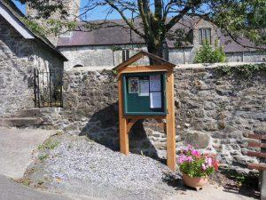 Llanfynydd village