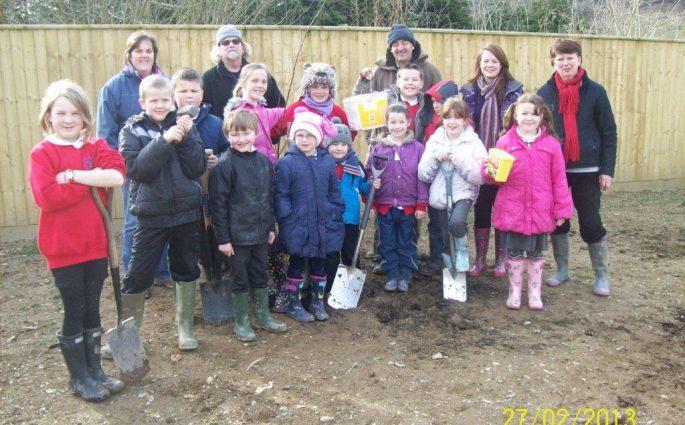 Llanfynydd community
