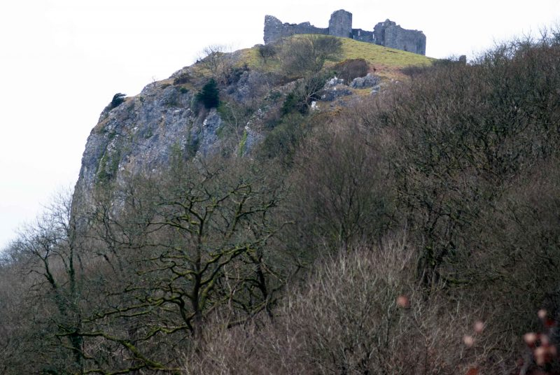 Carreg-Cennen-Castle