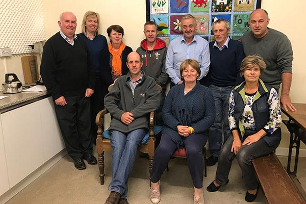 Community councillors