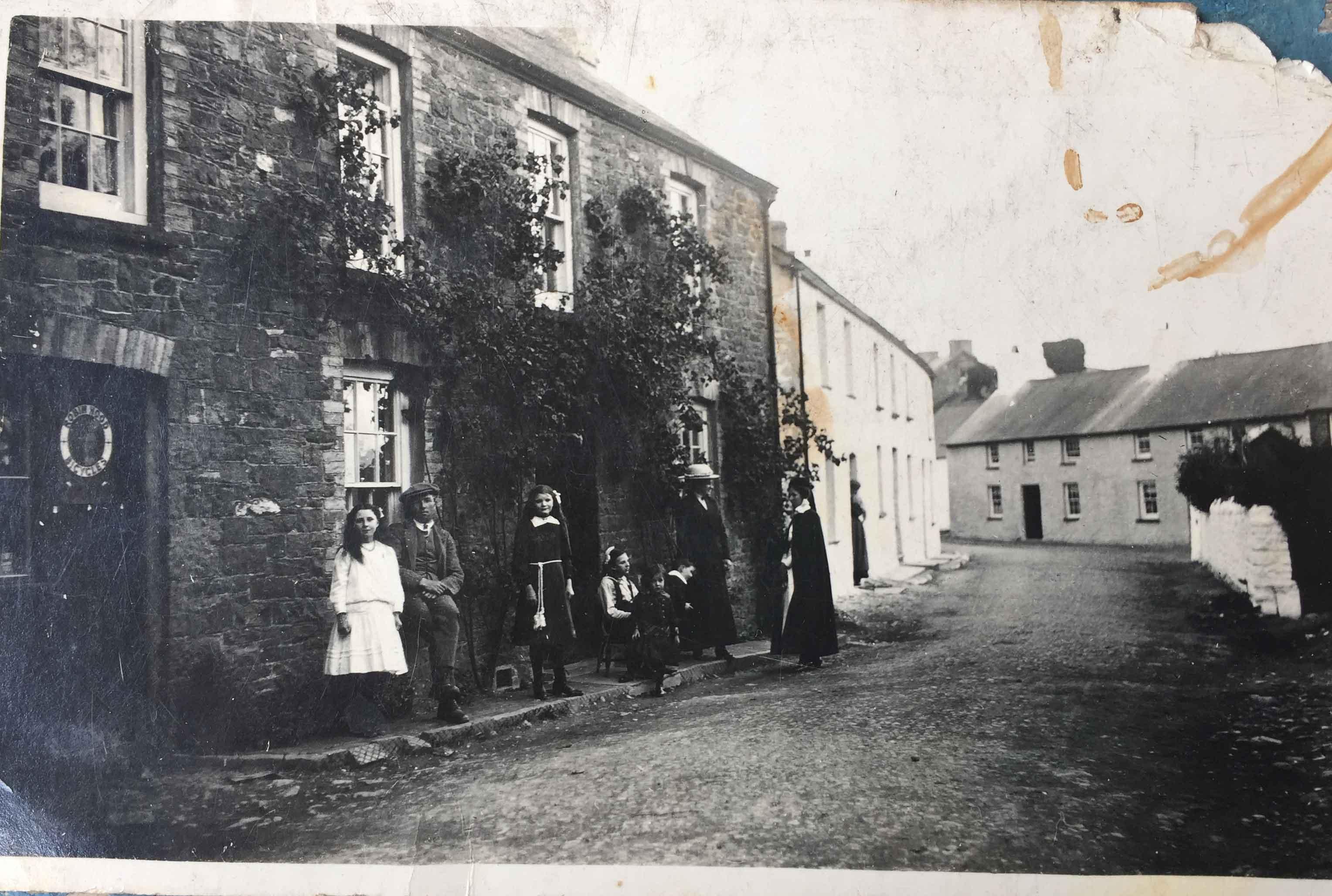 Llanfynydd-village-date-unknown-2