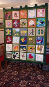 Community Craft - Wall Hangings