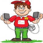 Hyfforddi defibrillator
