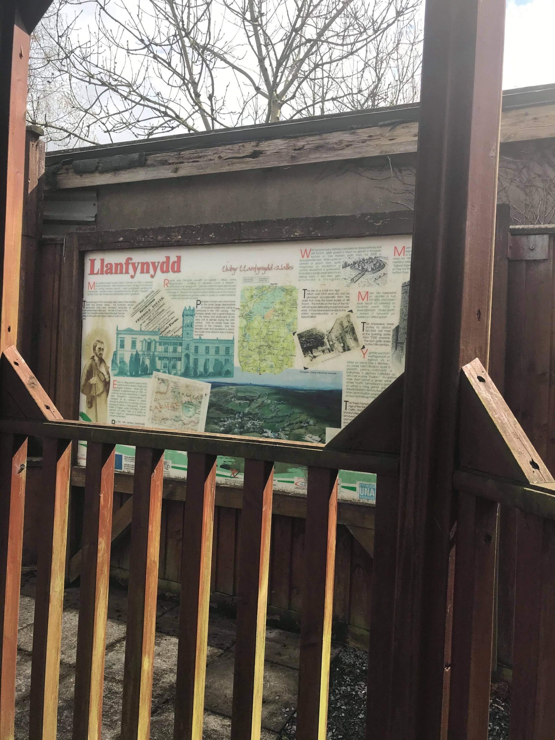Llanfynydd Hall Plot 3